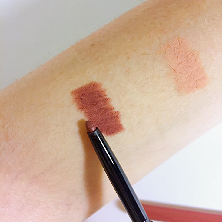 wet n wild perfectpout Gel Lip Liner Lay Down the Mauves