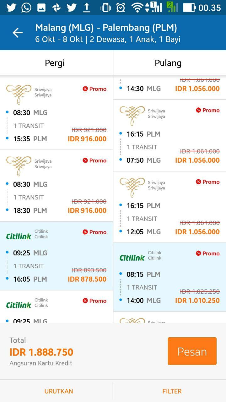 Review Pemesanan Tiket Pesawat Lewat Airy Apakah Yang