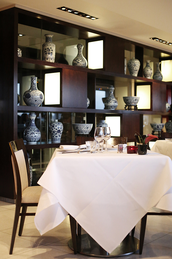 Min Jiang: authentic Chinese food in South Kensington, London