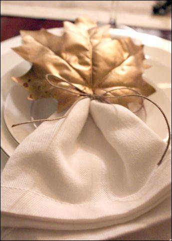 ideas diferentes para decorar una boda otoñal