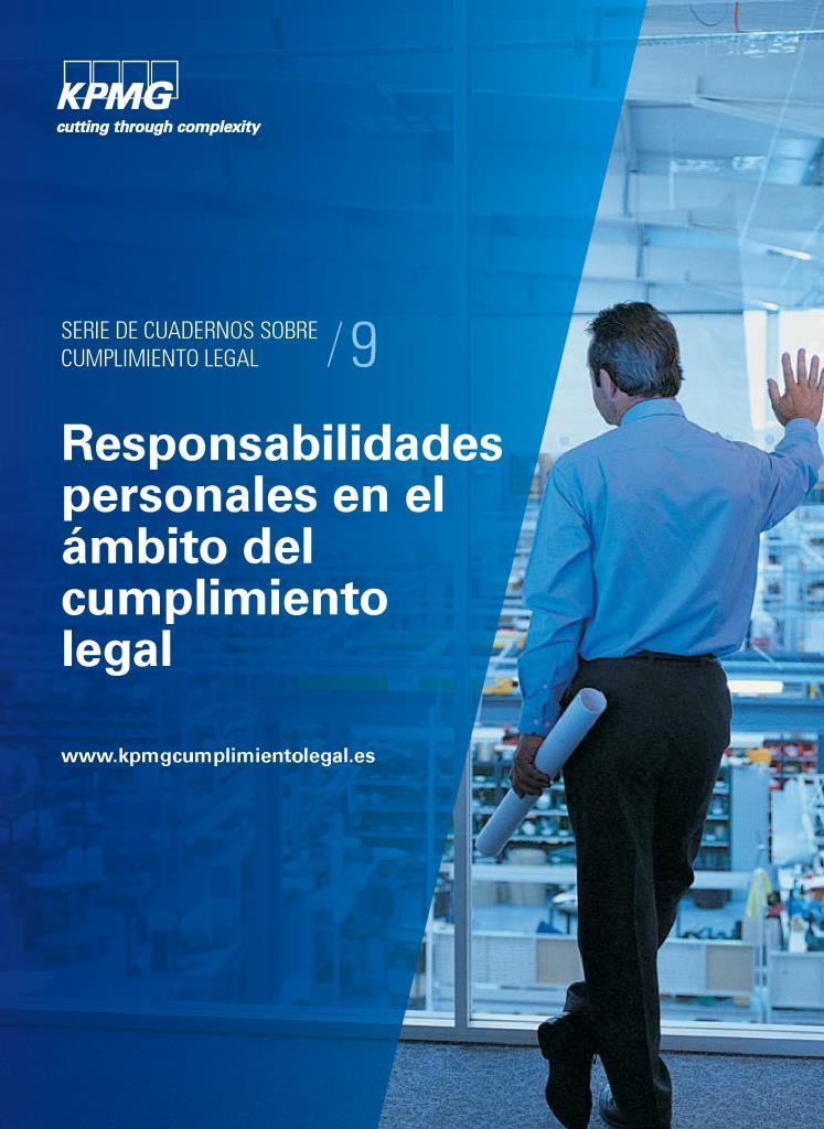 Responsabilidades personales en el ámbito del cumplimiento legal