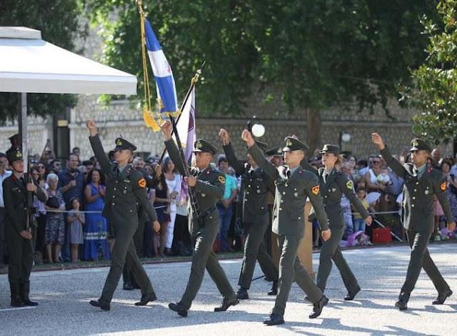 Στρατός Ξηράς: Ποιοι Λοχίες προάχθηκαν στο βαθμό του Επιλοχία (ΕΔΥΕΘΑ)