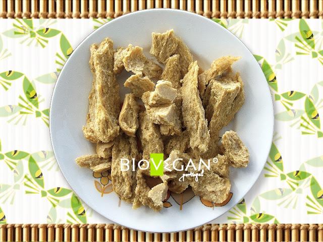 Biovegan Portugal ® 2013 - 2014 / Alternativas 100% vegetais para galinha e produtos derivados.