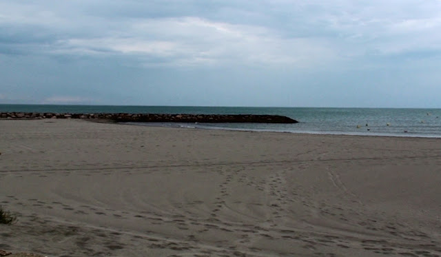 Saintes-Maries-de-La-Mer. Санта-Мари-де-ля-Мер.
