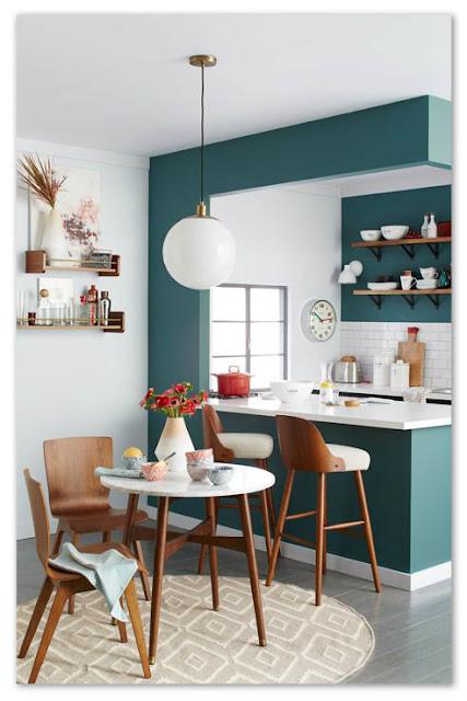 διακοσμηση κουζινας και χρωματικη ανανεωση,διακοσμηση κουζινας και βαψιμο,χρωματικες ιδεες και προτασεις για βαψιμο κουζινας