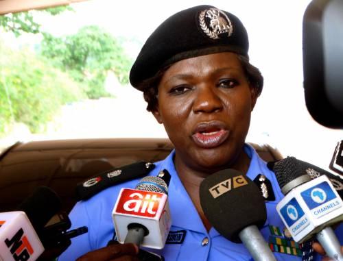 Ondo State Commissioner For Police, Hilda Ibifuro-Harrison