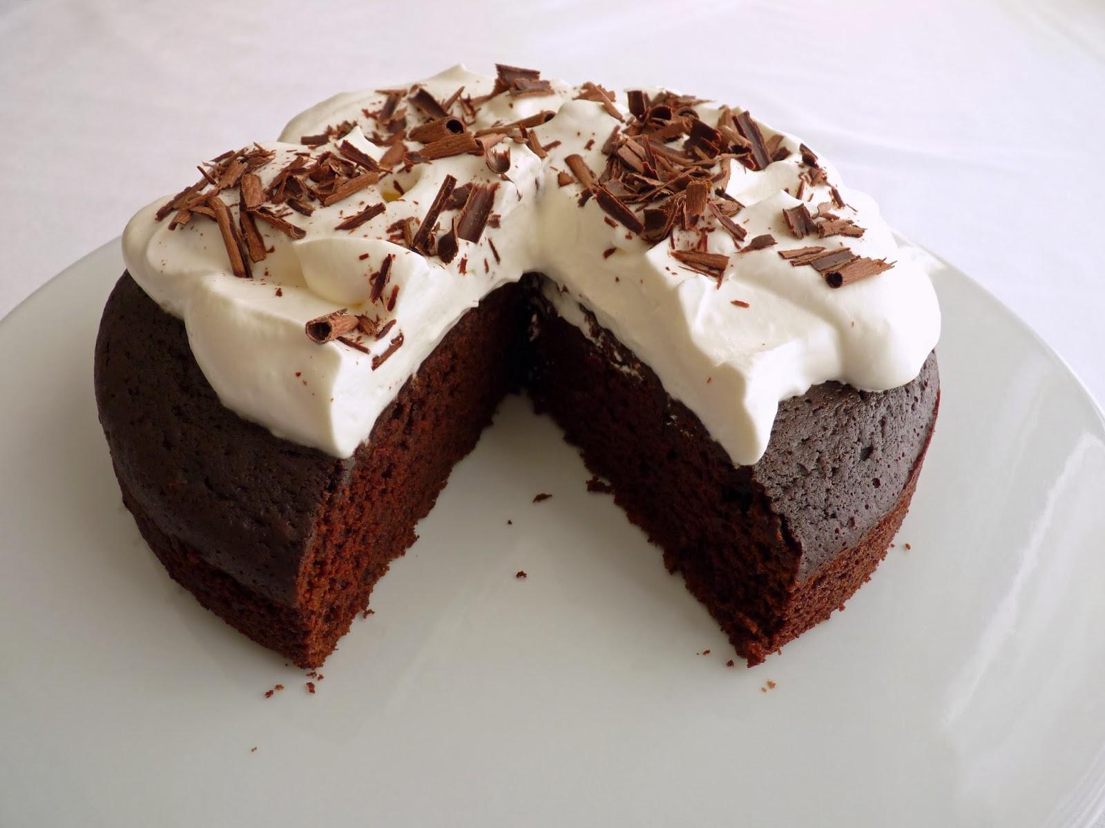 Permalink to Chocolate Rum Cake