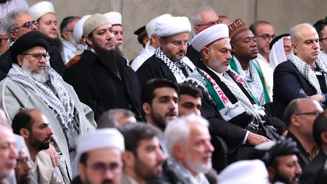 Ayatollah Khamenei: AS Khawatir Kebangkitan Islam Di Timur Tengah