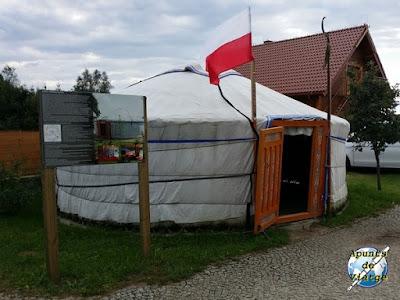 Yurta tradicional tártara