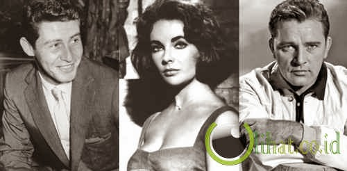 Eddie Fisher - Elizabeth Taylor - Richard Burton