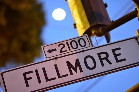 O Que Fazer A Noite Na Fillmore Street Em San Francisco