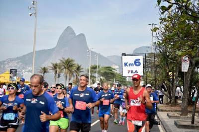 Horário da Meia Maratona no Rio de Janeiro domingo  - 20/08/2017