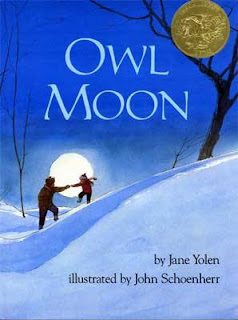 Owl Moon: Jane Yolen