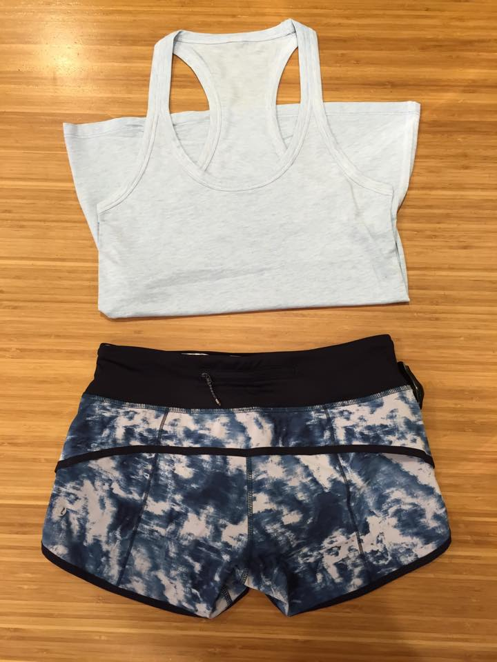 lululemon seaside fox speed-short