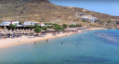 нудистский Пляж Парадайз, Греция (Paradise Beach, Greece) nude beach