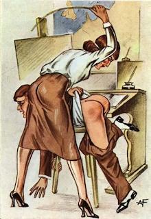 teacher student spanking