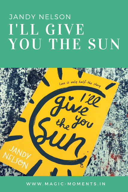 'I'll Give You The Sun' By Jandy Nelson