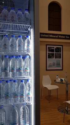 Qatar-based United Mineral Water is known for Sidra brand drinking water.