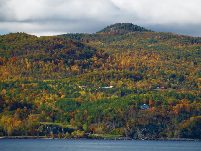 Vermont a orillas del Lake Champlain