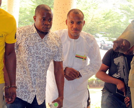 nnamdi kanu insult judge abuja court