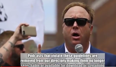 Apple Removes Infowars Podcasts Out Of iTunes