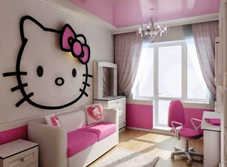 Desain R Anak Hello Kitty Terbagus Di Dunia