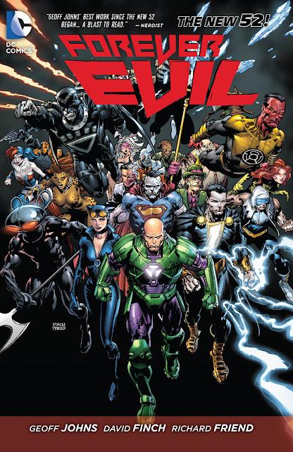 forever evil dc comics