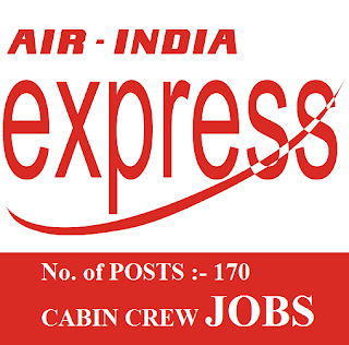 Air India Express, freejobalert, Sarkari Naukri, Air India Express Admit Card, Admit Card, air india express logo