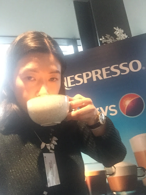 A Nespresso Coffee Machine for Christmas? #CoffeeWithCurrys