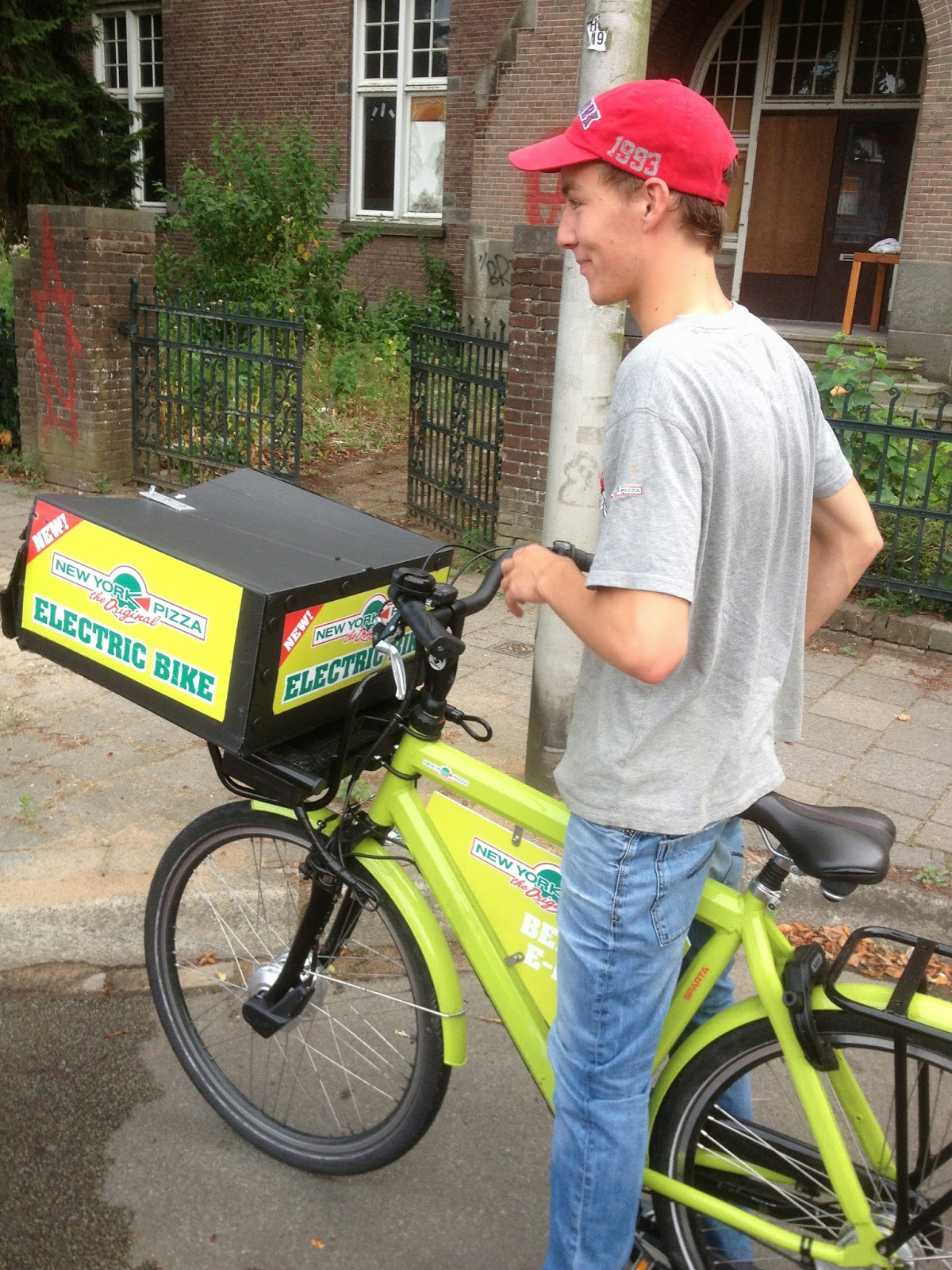 electra e bike