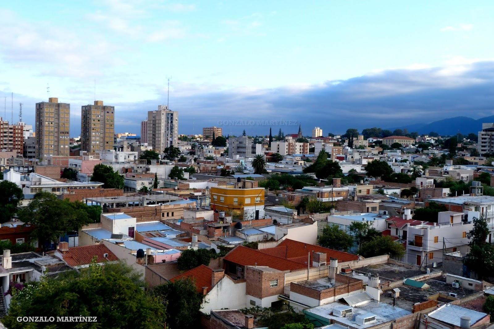 Paisajes y Naturaleza de Catamarca: Ciudad de San Fernando del Valle de Catamarca (Argentina)