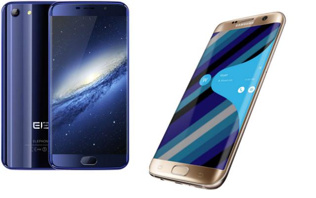 Elephone s7 VS Galaxy S7
