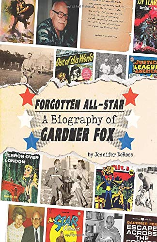 Gardner Fox Biography