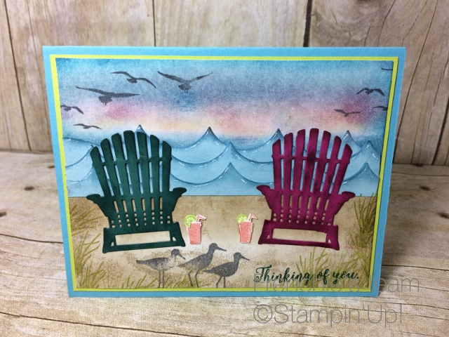 2017-19 Stampin'Up! in-color, Colorful Seasons