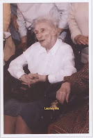 Anna Adams 1892-2003