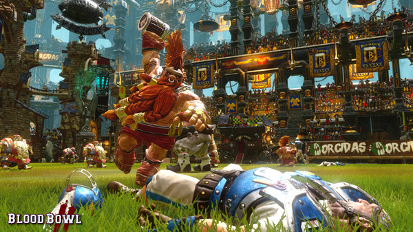 Blood Bowl 2 PC Game