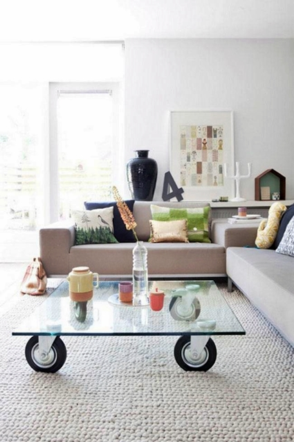 Side Tables For Small Rooms
