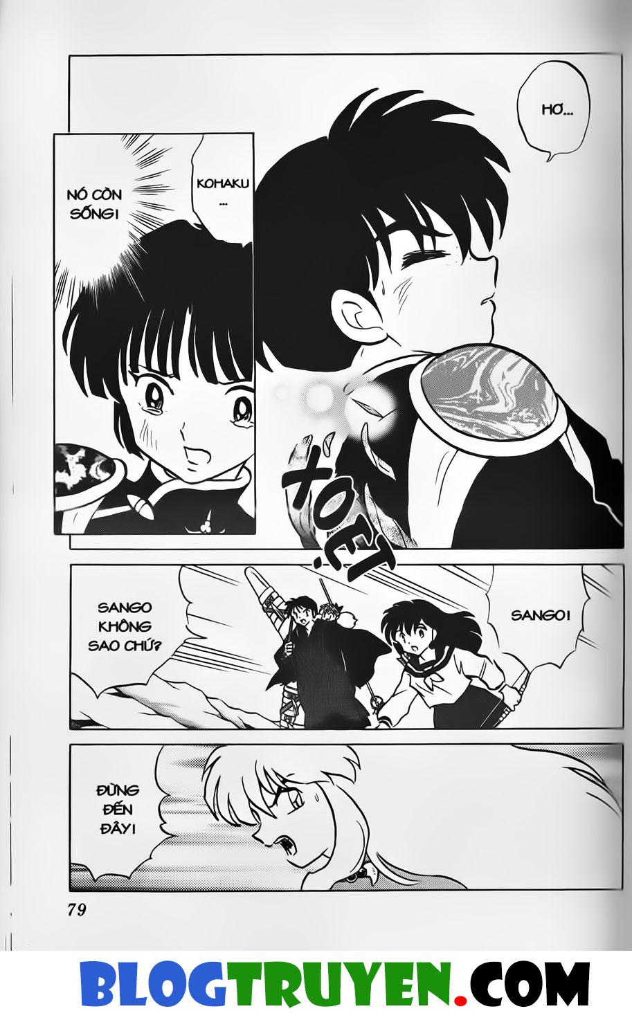 Inuyasha vol 38.5 trang 4