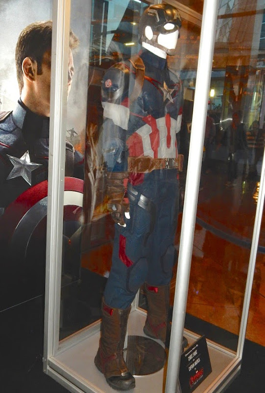 Captain America Avengers Age of Ultron costume