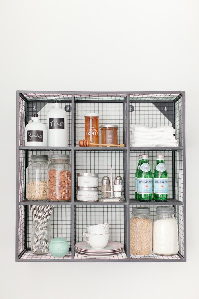 Brilliant Tier Wire Bath Shelf