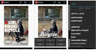 Aplikasi Keren Android Membuat Tulisan Di Foto