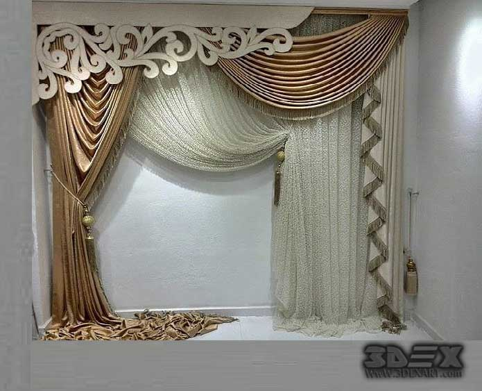 Best Curtain Designs For Bedrooms Curtains Ideas And Colors 2018