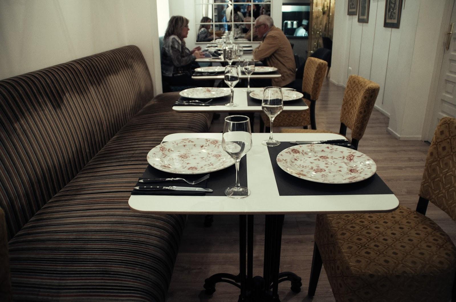 Restaurante La Brochette Barcelona