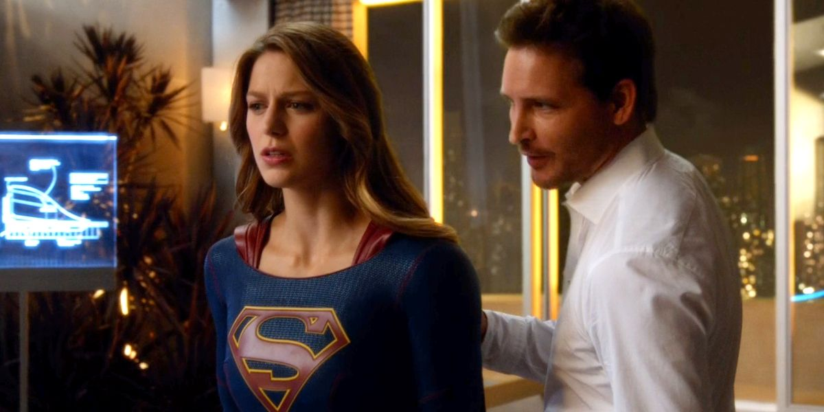 supergirl dating lex luthor Lex luthor finally accepted superman's secret he's also been carefully surveilling the new supergirl steel confronted luthor and was beaten, lex having found.