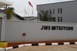 Info Loker Terbaru SMA/SMK Purwakarta PT Mitsuyoshi Manufacturing Indonesia (PT. JWS Mitsuyoshi)