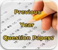 Previous Year Question Papers of March 2017