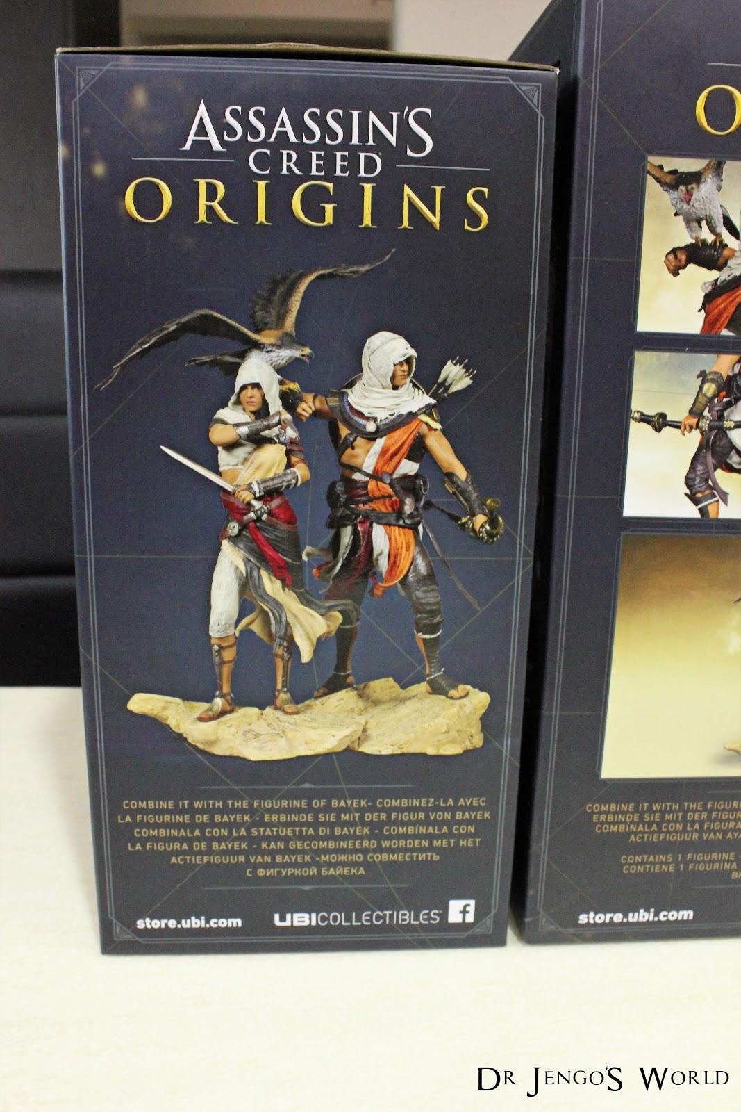 Dr Jengo S World Assassin S Creed Origins Ubicollectibles Bayek