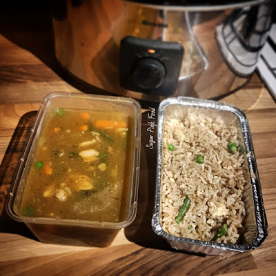 Chinese Chicken Curry slimming world