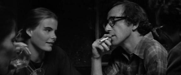 Mariel Hemingway y Woody Allen