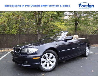 2006 BMW 325CI, Monaco Blue Metallic, Foreign Motorcars Inc, Quincy Massachusetts, 02169, For Sale